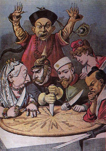 First World War Cartoons. French political cartoon from
